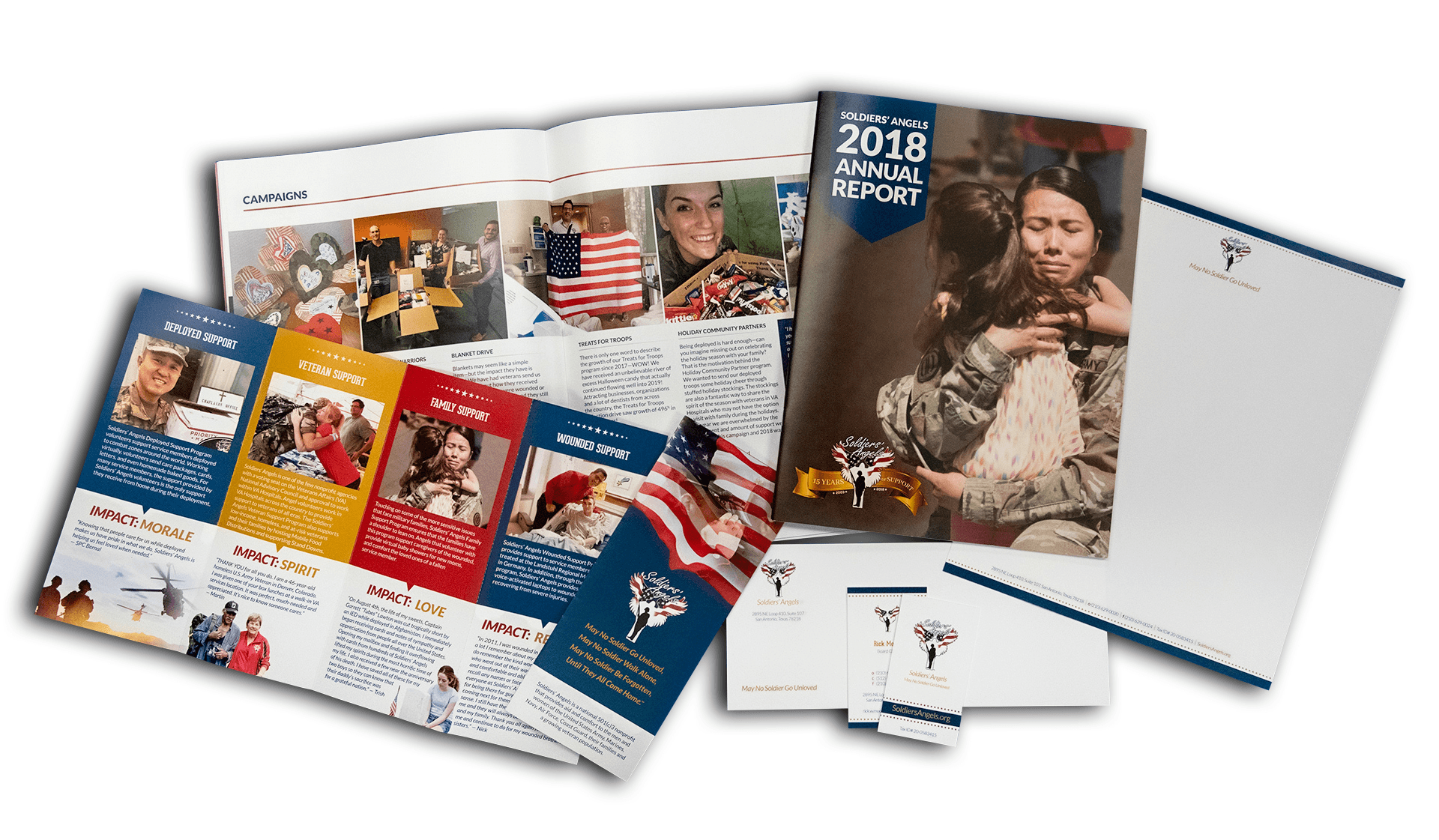 Soldiers' Angels Annual Report