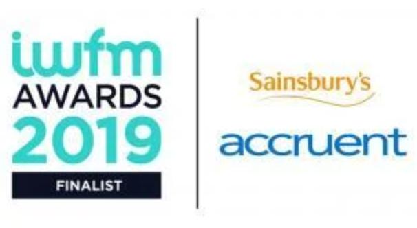 Accruent Recognised Among 2019 IWFM Awards Finalists - Main