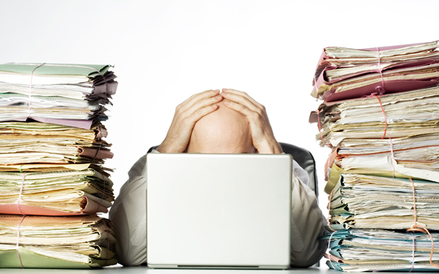Stop the data overload