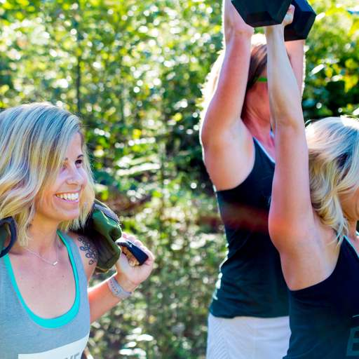 EVOLVE Boot Camp group fitness class