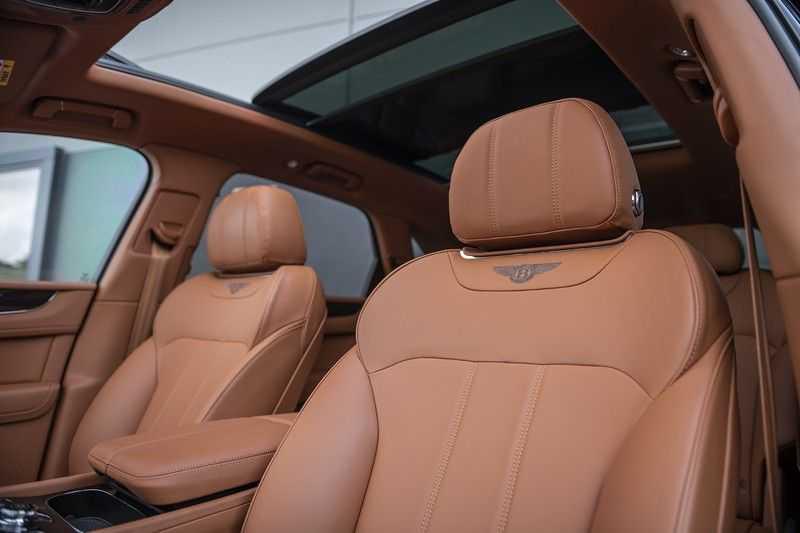 Bentley Bentayga 4.0 D (BTW AUTO) Elektrische trekhaak + Apple Carplay + Adaptive Cruise + Nachtzicht + Werkelijk in nieuwstaat afbeelding 4