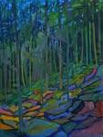 "Veiko Klemmer, Estonia. ""2014Loviisa"" 2014. Canvas, oil, 60x80cm"