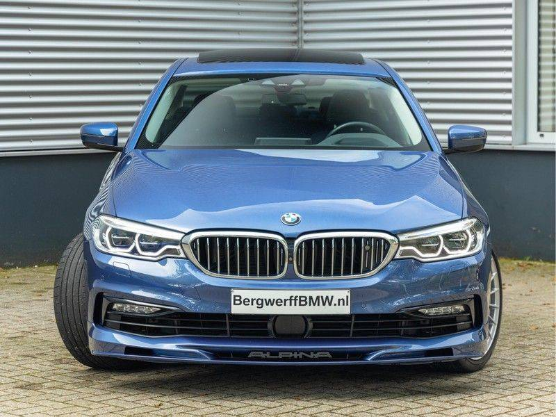 BMW 5 Serie ALPINA B5 Bi-Turbo - Sperre - Sport Brakes - Night Vision afbeelding 5