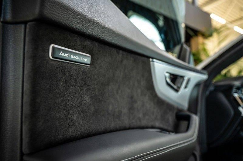 Audi Q8 60 TFSI e quattro Competition | Audi Exclusive | Massage | Head up | Leder Valcano | Tour | City | 360 | Nachtzicht | Pano| Soft afbeelding 14