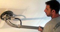 dustless sanding by Long Island drywall company
