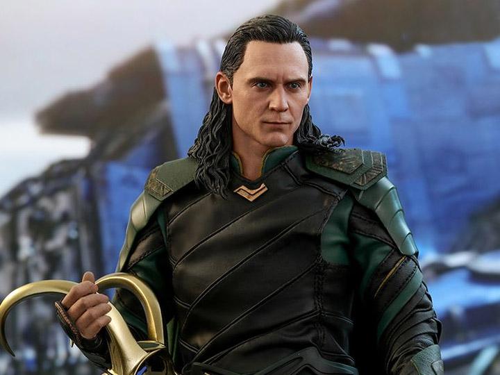 Hot Toys Thor: Ragnarok MMS472 Loki 1/6th Scale Collectible Figure