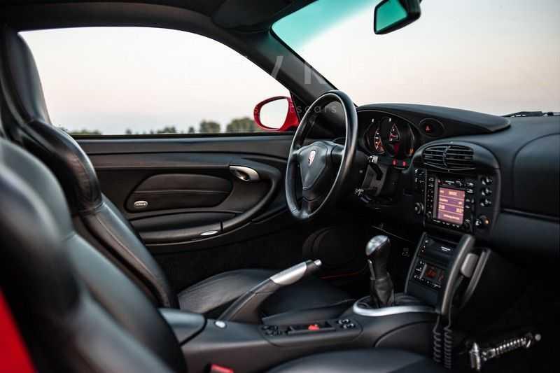 Porsche 911 3.6 Coupé Turbo // Eerste eigenaar // Originele lak afbeelding 22