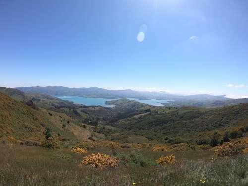 Round the Mountain trail