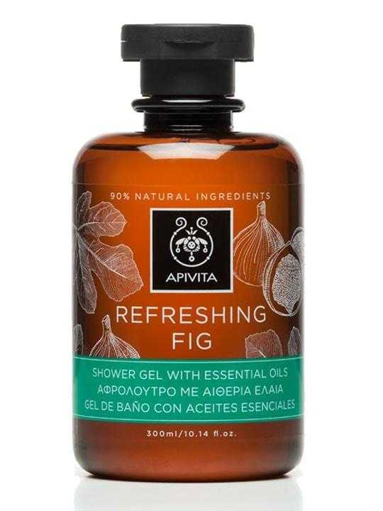 Shower Gel with Refreshing Fig – 250ml