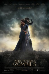 cover Pride and Prejudice and Zombies