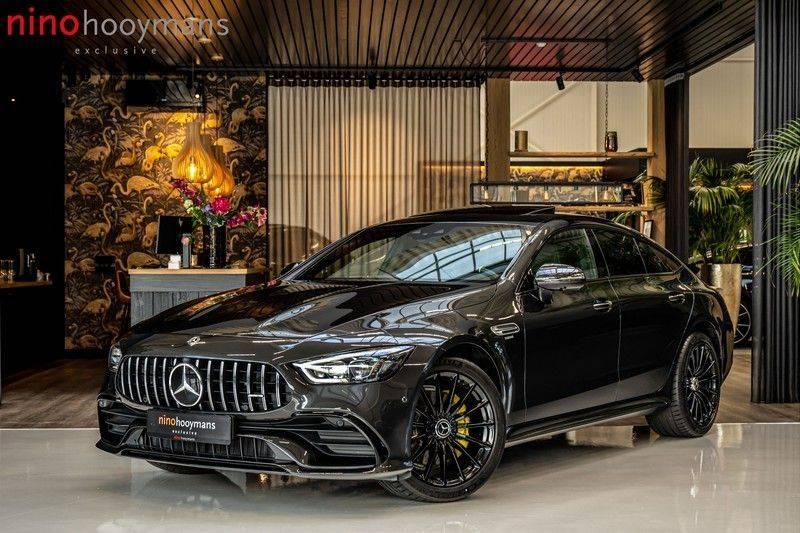 Mercedes-Benz AMG GT 4-Door Coupe 43   Burmester   Panorama   Schakelbare uitlaat   Apple Carplay afbeelding 1