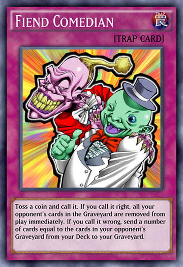 Duel Links Card: Fiend%20Comedian