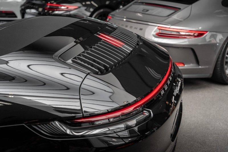Porsche 911 992 S Cabrio Sport Design Pakket Ventilatie Led Matrix Chrono Sport Uitlaat 3.0 Carrera S afbeelding 15