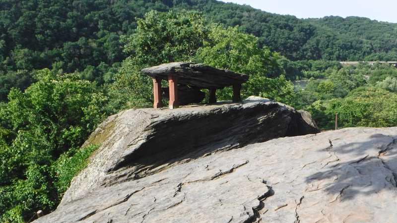 Jefferson Rock