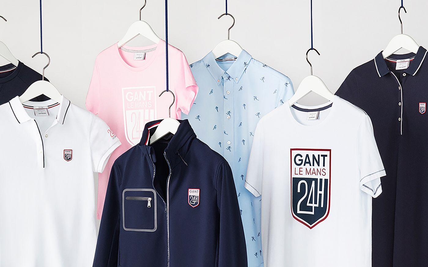 Gant x Le Mans Collab