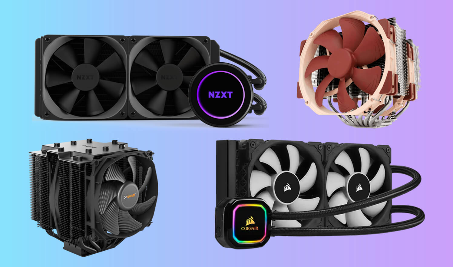 Best CPU Coolers for Ryzen 9 5900X