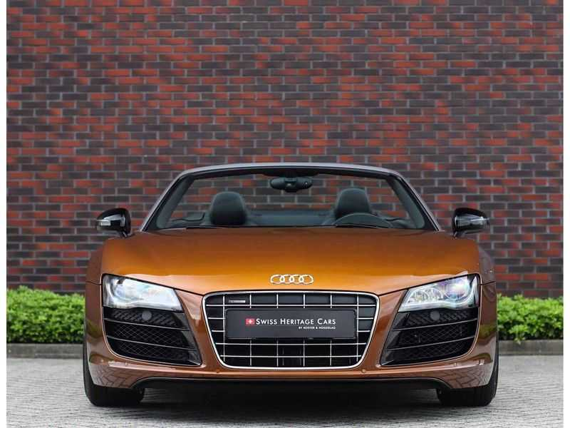 Audi R8 Spyder 5.2 V10 FSI *Magnetic Ride*B&O*Camera* afbeelding 25
