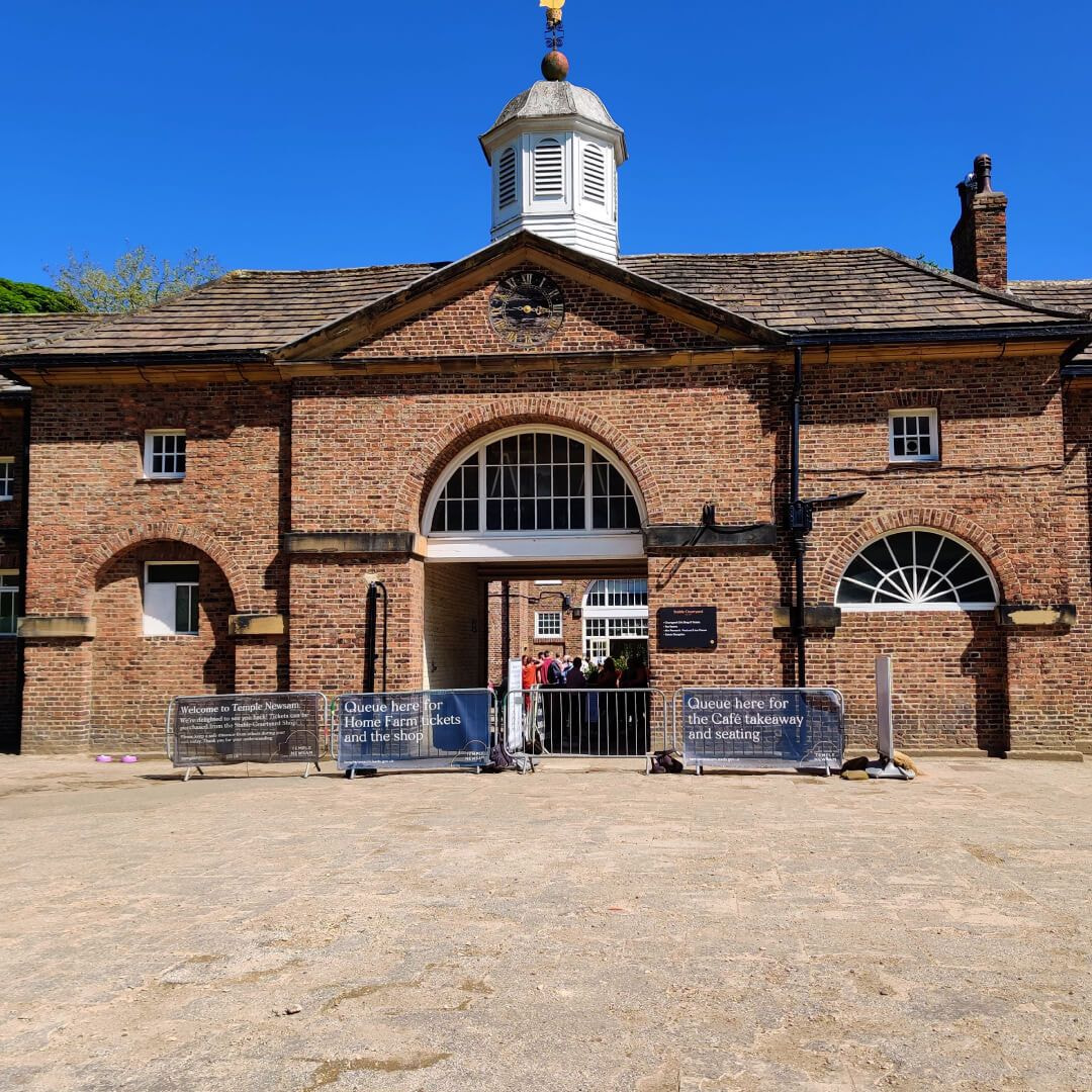 Temple Newsam stables