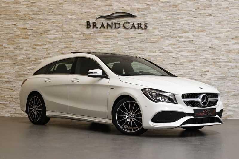 Mercedes-Benz CLA-Klasse Shooting Brake 180 PEAK Edition | Panoramadak | Achteruitrijcamera | AMG Pakket | Keyless | afbeelding 4