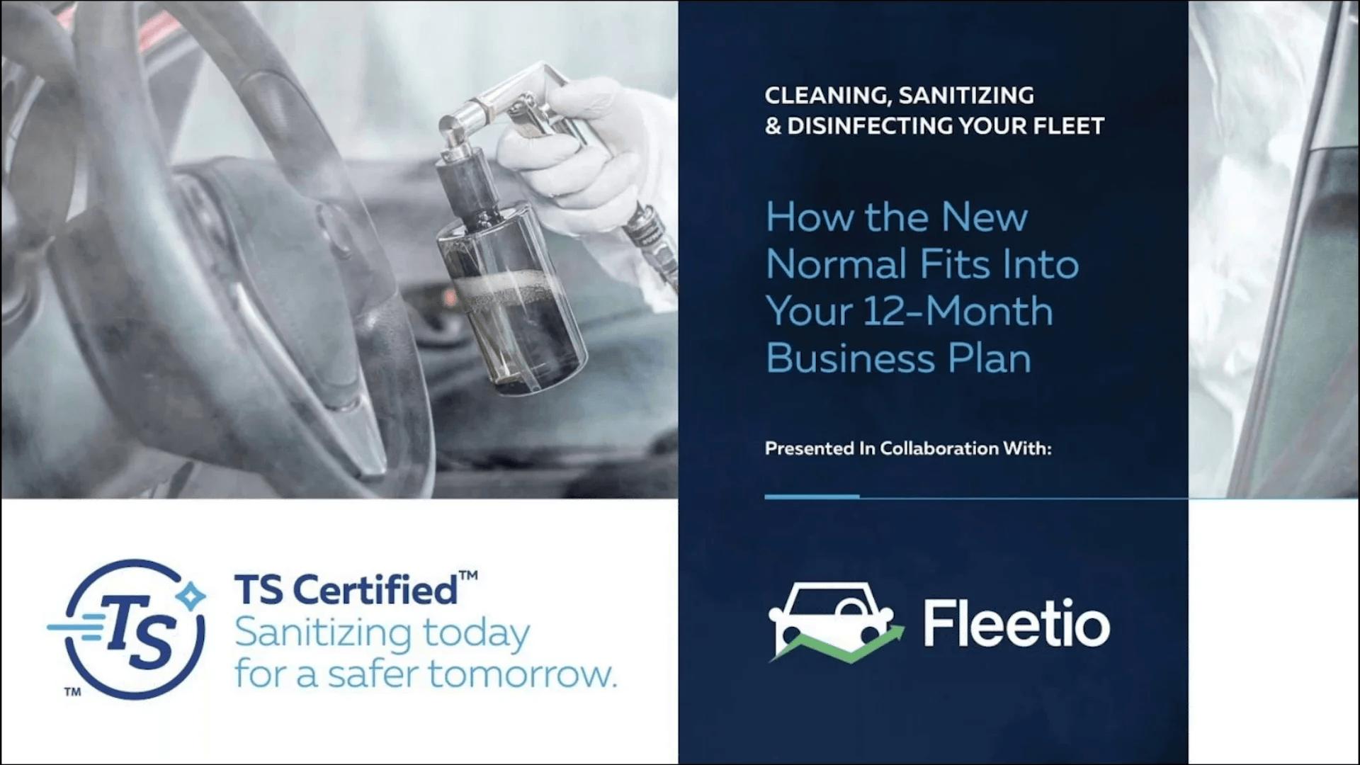Sanitization webinar