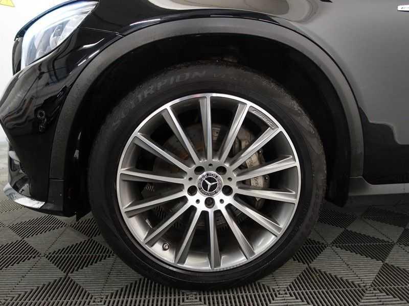 Mercedes-Benz GLC 250D 4MATIC 240PKpk 9G-Tronic AMG Edition- Panodak, Burmester, Leer afbeelding 25