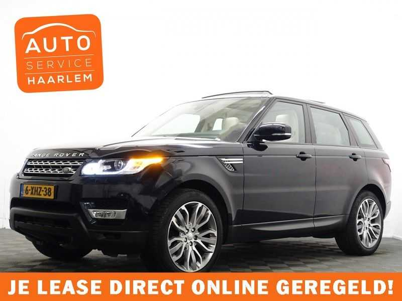 Land Rover Range Rover Sport 3.0 TDV6 HSE Dynamic Aut- Panoramadak, Leer, Camera, Full options
