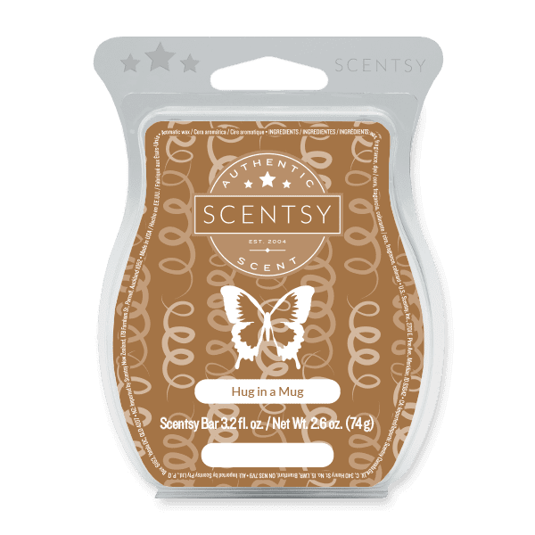 Picture of Hug in a Mug Scentsy Bar