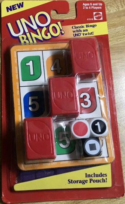 Uno Bingo