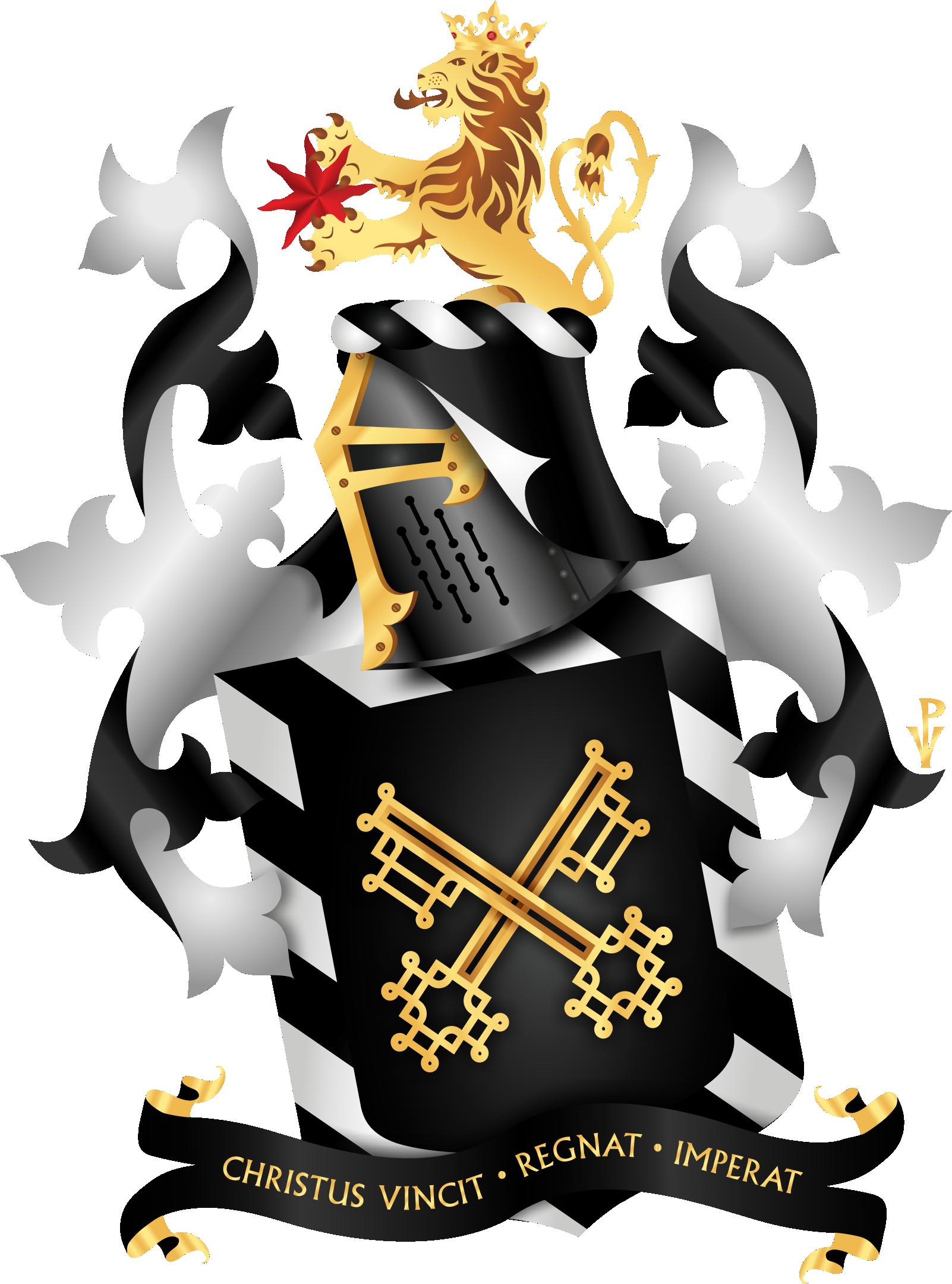 Vladimir Pandovski Coat of Arms