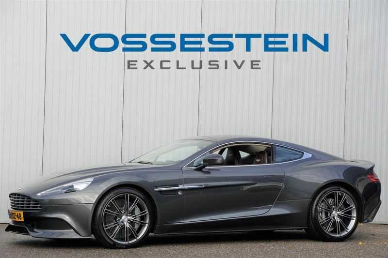 Aston Martin Vanquish 6.0 V12 Touchtronic 2+2 Carbon Edition / One77 Stuur / Camera / B&O / Camera afbeelding 1