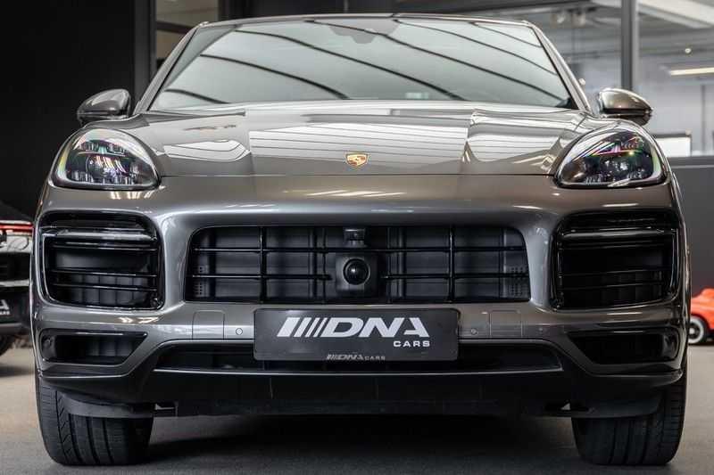 Porsche Cayenne Coupé Hybrid Sport Design Hoogglans 22' Adaptieve Sport Stoelen ACC Surround 3.0 E-Hybrid afbeelding 22