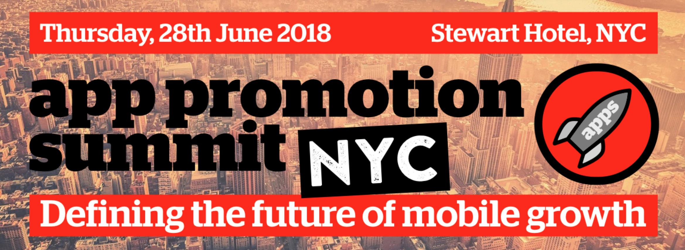 App Promotion Summit New York