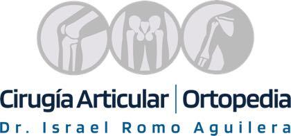 Logo Cirugía Articular Ortopedia Dr. Israel Romo Aguilera