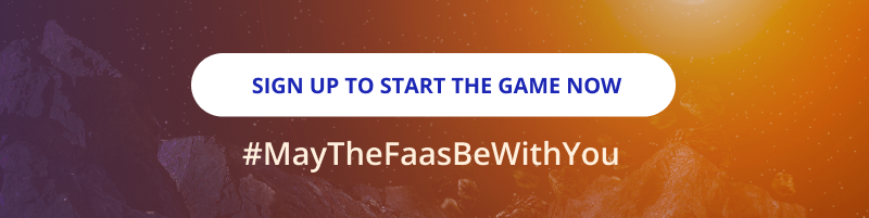 Faas Wars 2 sign up