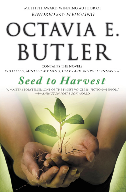 The cover of Seed to Harvest
