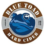Blue Toad Hard Cider