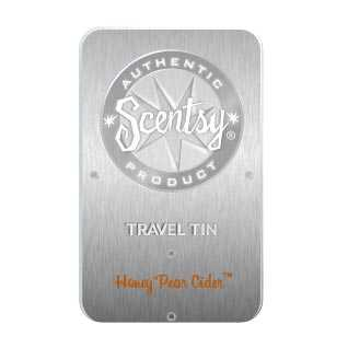 Picture of Honey Pear Cider Travel Tin