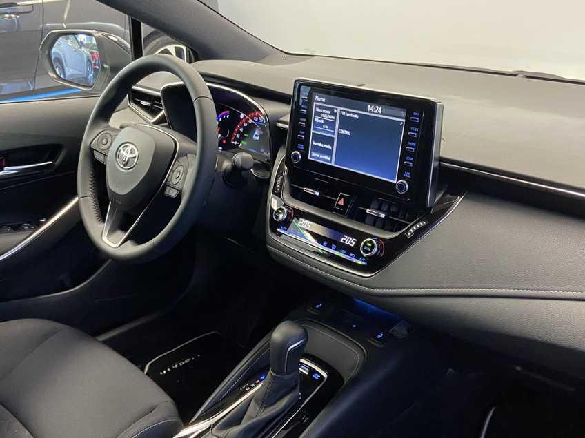 Toyota Corolla 2.0 Hybrid GR-Sport climate control  cruise control adaptive *tot 24 maanden garantie (*vraag naar de voorwaarden) afbeelding 15