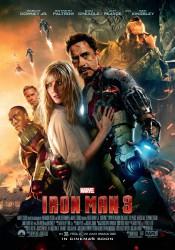 cover Iron Man 3