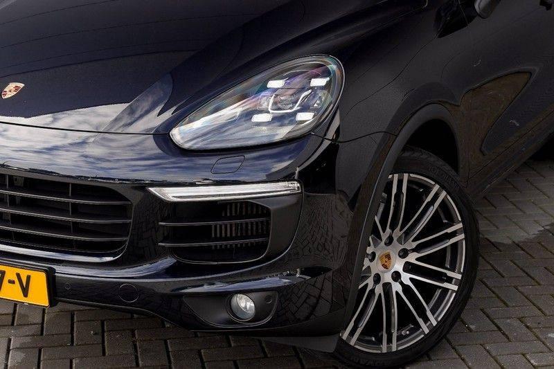 "Porsche Cayenne 3.0 D Pano Camera Led Luchtvering 21"" afbeelding 16"