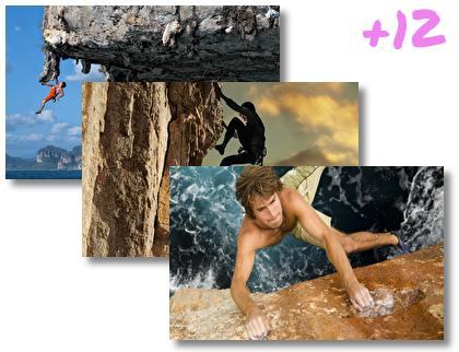Climbing theme pack