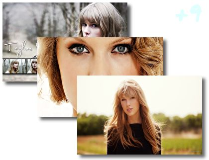 Taylor Swift theme pack