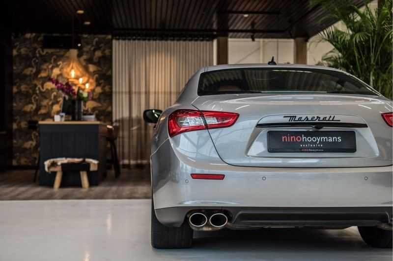 Maserati Ghibli 3.0 S Q4 411PK afbeelding 3