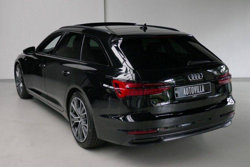 Audi A6 Avant 40 TDI Sport Pro Line S Black edition afbeelding 7