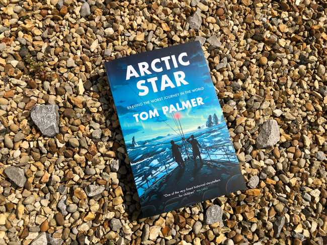 Review: Arctic Star by Tom Palmer