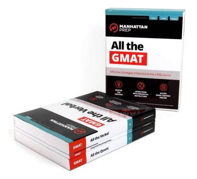 Manhattan Prep book All the GMAT