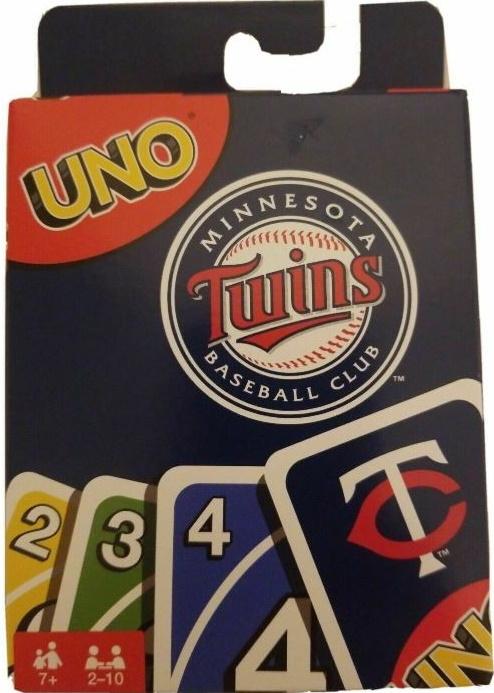 Minnesota Twins Uno