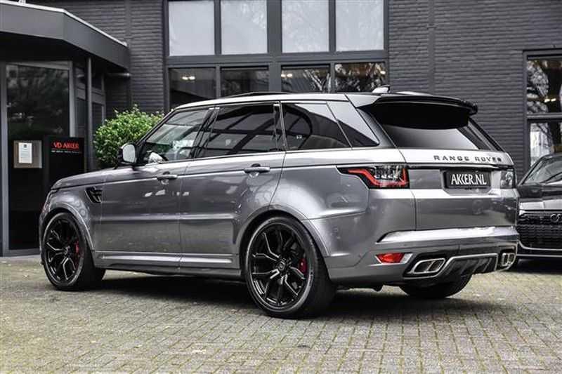 Land Rover Range Rover Sport SVR 22INCH+PANO.DAK+STOELKOELING NP.227K afbeelding 20