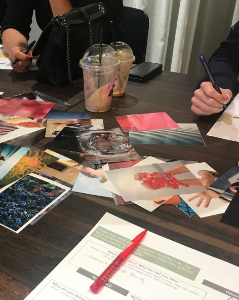 Design and branding workshop