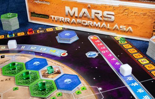 A Mars terraformálása: stratégia mindenkinek
